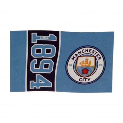 "Manchester City zászló ""Year"""