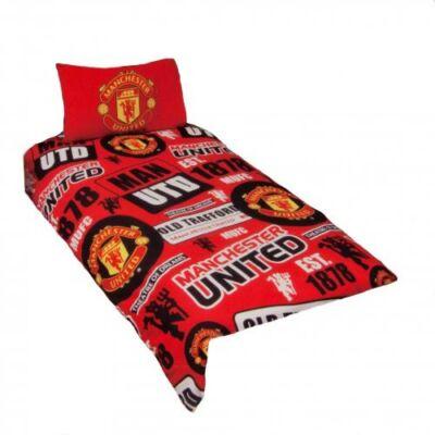 Manchester United ágynemű paplan-és párnahuzat PRIPTELLE