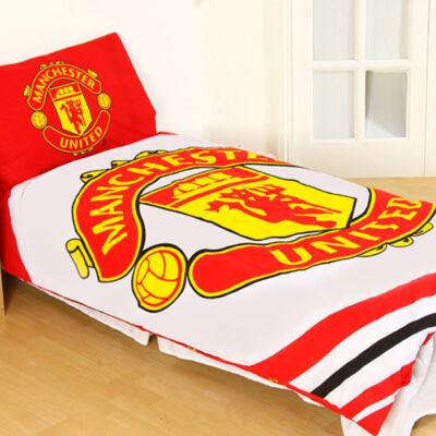 Manchester United ágynemű paplan-és párnahuzat PULSE