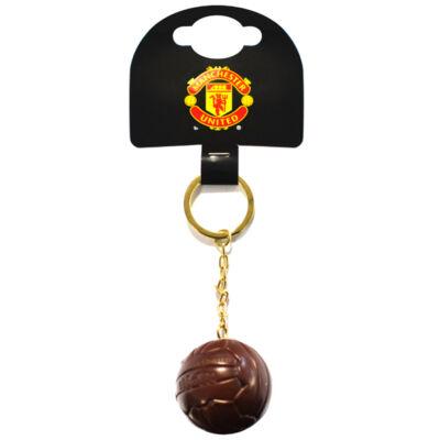 Manchester United focilabda kulcstartó RETRO