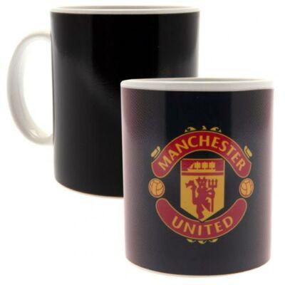 Manchester United hőre változó bögre GERY