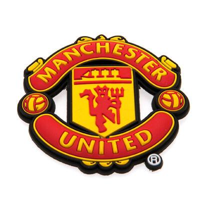 Manchester United hűtőmágnes címer