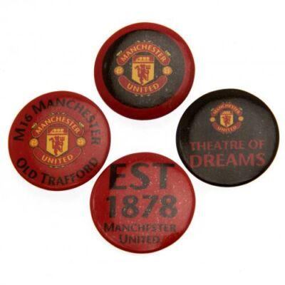 Manchester United jelvény készlet