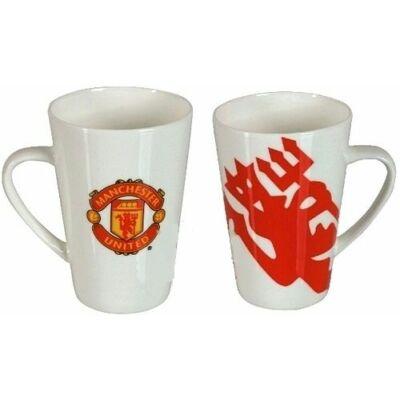 Manchester United kerámia bögre BONE