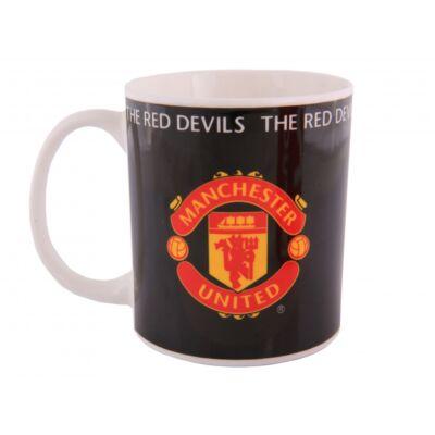 Manchester United kerámia bögre DEVILS