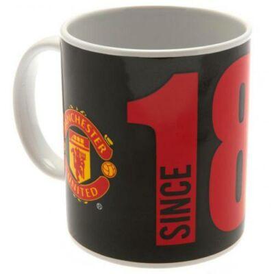 Manchester United kerámia bögre MANY