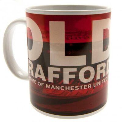 Manchester United kerámia bögre OTRA