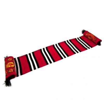 "Manchester United kötött sál ""Bar"""