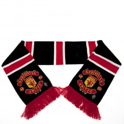 Manchester United kötött sál BAR