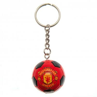 Manchester United kulcstartó focilabda
