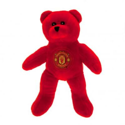 Manchester United mini plüss mackó