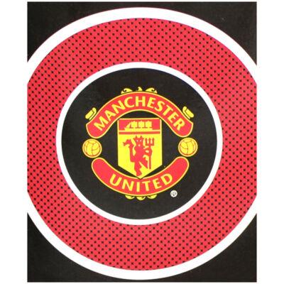 """Manchester United polár takaró """"Bullseye"""""""