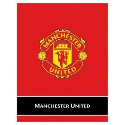 "Manchester United polár takaró ""Cetyx"""