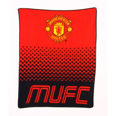 "Manchester United polár takaró ""Fade"""