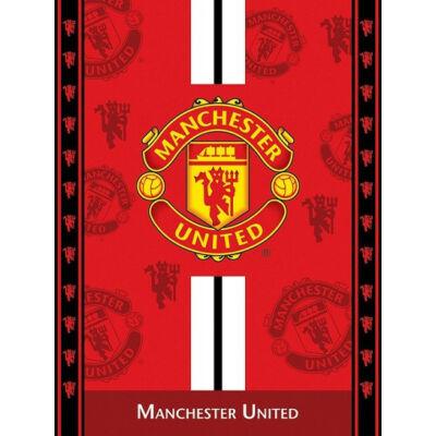 "Manchester United polár takaró ""Stripe"""