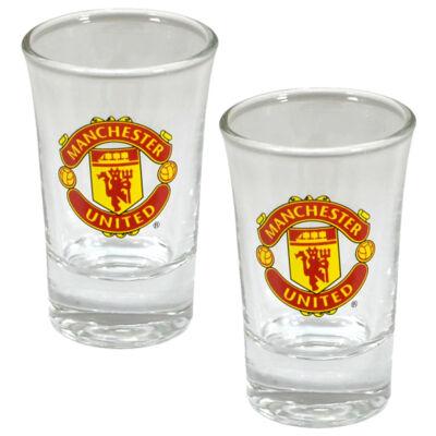 Manchester United rövidital készlet (2 részes)