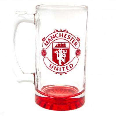 Manchester United sörös korsó STEIN