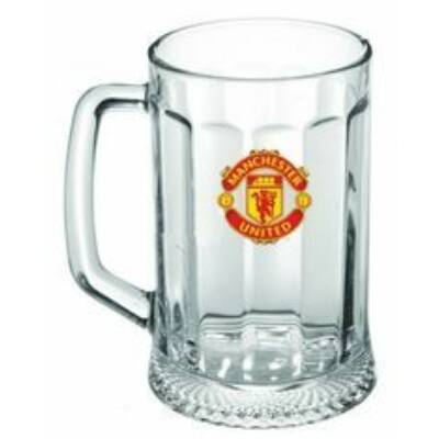 Manchester United sörös korsó TUBE