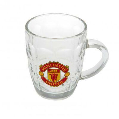 Manchester United sörös korsó