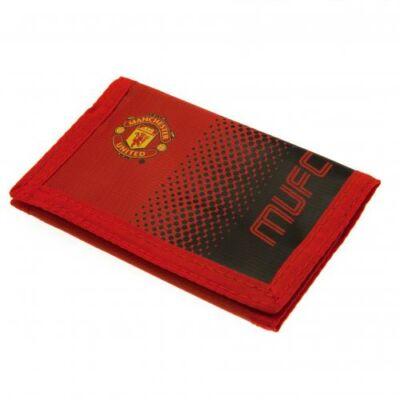 """Manchester United tépőzáras pénztárca """"Fade"""""""