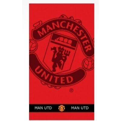 Manchester United törölköző BEACH