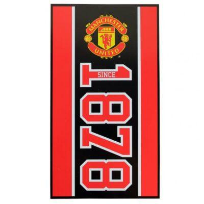 Manchester United törölköző ESES