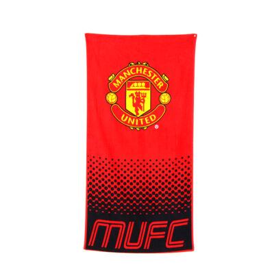 "Manchester United törölköző ""Fade"""