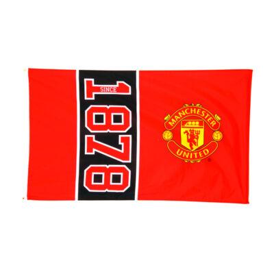 """Manchester United zászló """"Eses"""""""