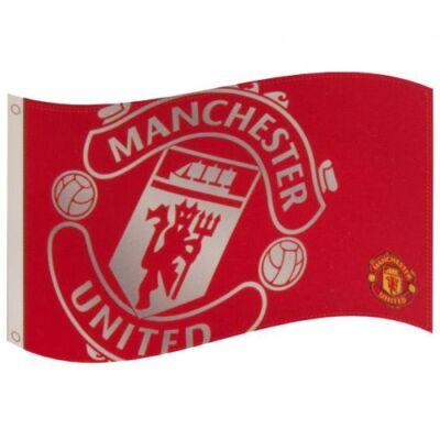 Manchester United zászló RATY