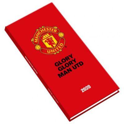 Manchester United zsebnaptár 2020