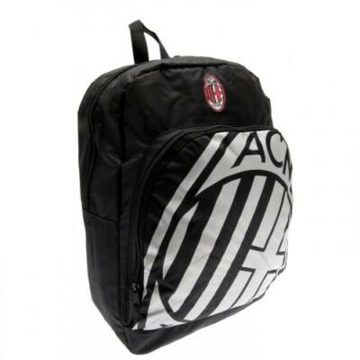 AC Milan fekete hátizsák EFEP
