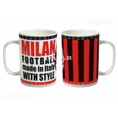 AC Milan kerámia bögre GLORY