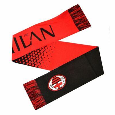 AC Milan kötött sál FADE