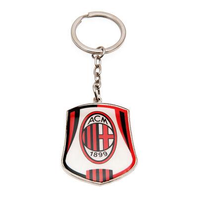 AC Milan kulcstartó címerrel