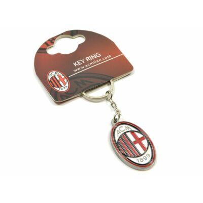 AC Milan kulcstartó oval