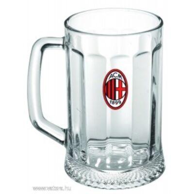 AC Milan sörös korsó