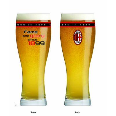 """AC Milan sörös pohár """"Glory"""""""