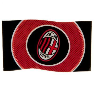 AC Milan zászló BULLSEYE