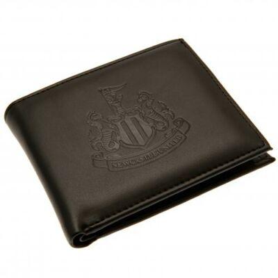 Newcastle United bőr pénztárca DEBOSSED