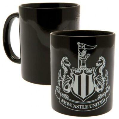 Newcastle United hőre változó bögre