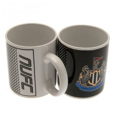 Newcastle United kerámia bögre FADE