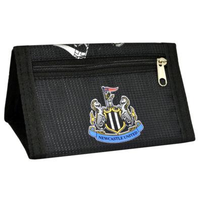 Newcastle United tépőzáras pénztárca