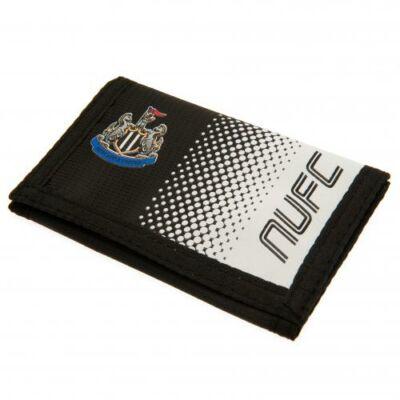 Newcastle United tépőzáras pénztárca FADE