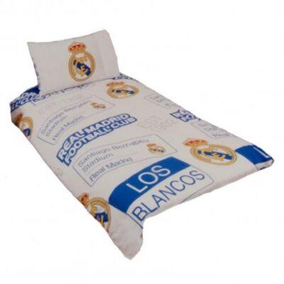 Real Madrid ágynemű paplan-és párnahuzat PRIPTELLE