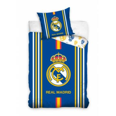 Real Madrid ágynemű paplan-és párnahuzat RILLENTO