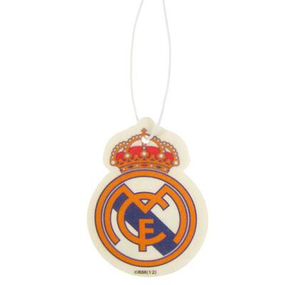 Real Madrid autós légfrissítő címeres