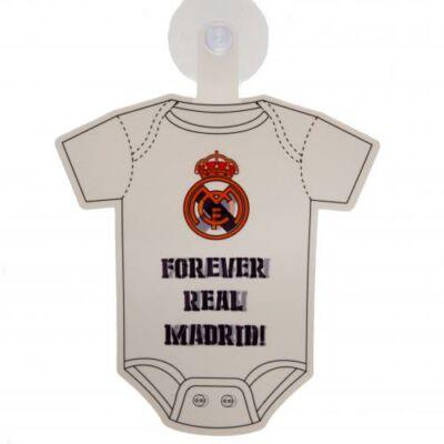 Real Madrid Baba a fedélzeten