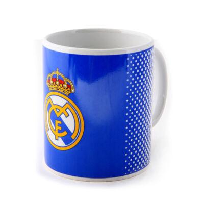 "Real Madrid kerámia bögre ""Fade"""