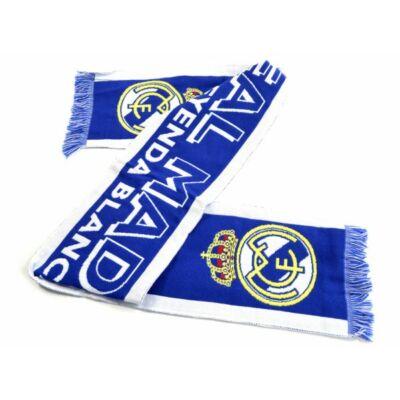 Real Madrid kötött sál BLANCA