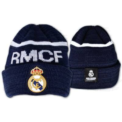 Real Madrid kötött sapka RMFC